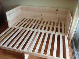 Wooden Folding Bed Folding Wooden Bed Bonners Furniture
