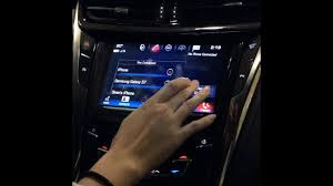 cadillac cts bluetooth how to connect bluetooth to your 2017 cadillac cts