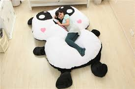 2016 cartoon stuffed plush animals panda style decorative pillows