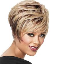 chunky short haircuts chunky highlights for short hair hairs picture gallery