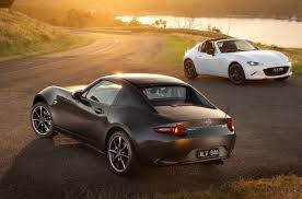 mazda car range australia australia 2017 mazda mx 5 rf u2013 full prices and details released