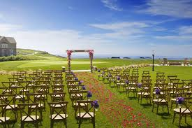 bay area weddings the ritz carlton half moon bay