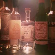 campari bottle campari hearsay supper club