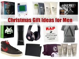 christmas gift ideas for boyfriends and husbands