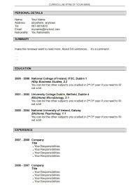 sample resume in quality assurance professional resumes example