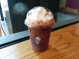 Coffee Bean Blended review the coffee bean affogato blended with cookies brand