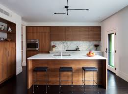 henrybuilt walnut slab cabinetry boerum hill residence kitchen design