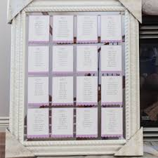wedding seating chart ideas 20 diy wedding decor ideas for the paper crafter craft paper