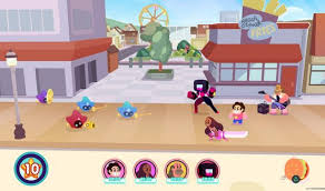 Watch The First Steven Universe Save The Light Gameplay