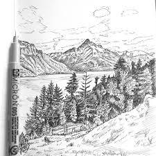 152 best pen and ink art inspiration images on pinterest