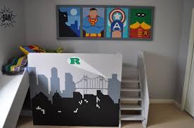 remodelaholic amazing superhero boys room