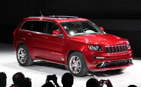 2012 jeep grand cherokee srt8 first look motor trend