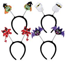 halloween headbands boppers headbands