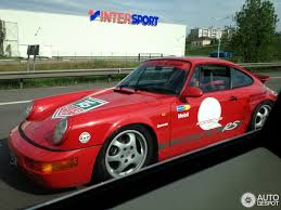 porsche 964 red porsche 964 carrera rs cup 6 may 2013 autogespot