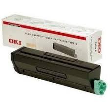 Toner Oki 01103402 black toner cartridge
