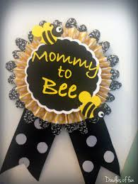 what will it bee baby shower bee baby shower doodles of