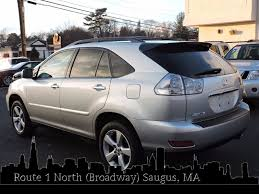 2008 used lexus rx 350 used 2008 lexus rx 350 h3t adventure at saugus auto mall