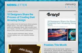 microsoft email newsletter template 53 images word newsletter