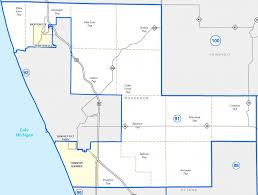 House District Map District Map Michigan House Republicans