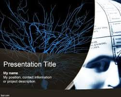 templates for powerpoint brain free brain powerpoint templates
