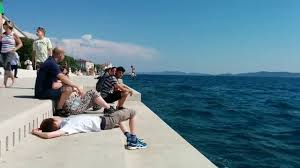 zadar u0027s sea organ croatia on vimeo