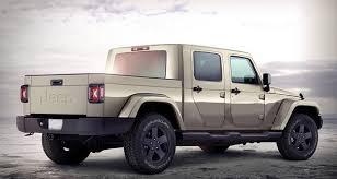 jeep wrangler pickup black 2018 jeep wrangler pickup truck is coming soon 2018 2019 pickup trucks