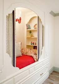 Bed Closet Loft Bed With Shelves Foter