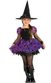 Kids Light Halloween Costume U0027s Magic Witch Costume Kids Costumes