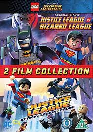 lego movie justice league vs lego justice league vs bizarro league attack of the legion of