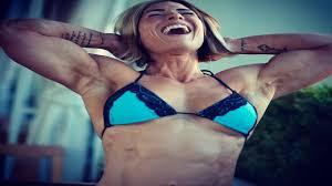 Muscle Woman Meme - muscle woman meme extreme female bodybuilder flexing youtube