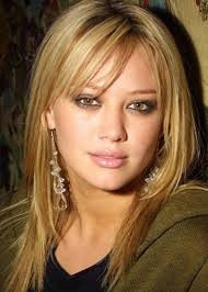 long layered hairstyles with side fringe modest u2013 wodip com