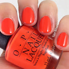 opi california dreaming partial collection swatch and review