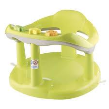 siege de bain a partir de quel age thermobaby anneau de bain aquababy vert vert achat vente assise