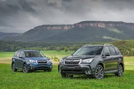 subaru forester price 2016 subaru forester pricing and specifications photos 1 of 9