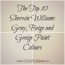 Most Popular Gray Paint Colors by 6 Perfect Gray Beige Paint Color Royalsapphires Com