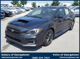 subaru impreza wrx 2018 new 2018 subaru impreza wrx limited sedan in austin z16516