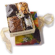 nuts gift basket organic gift with chocolates nuts