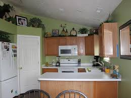 Oak Kitchen Cabinet Makeover Honey Oak Cabinets Wall Color