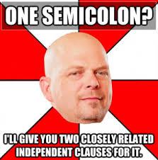 Punctuation Meme - when grammar and everyone s favorite memes combine