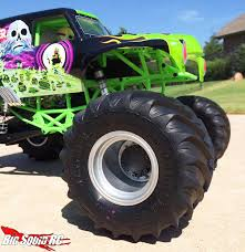 new monster truck jconcepts teases new monster truck tire wheel big squid rc rc