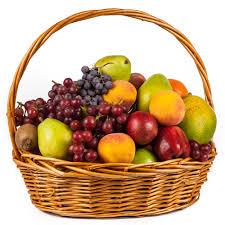 fruit gift basket orchard fresh fruit gift basket san francisco gift baskets