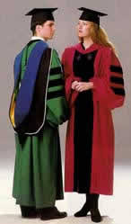 master s cap and gown doctoral gowns and phd gown to go with tam and for academic