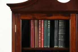 sold traditional 1930 u0027s vintage carved mahogany secretary desk