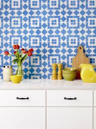 10 beautiful encaustic tile backsplashes kitchn