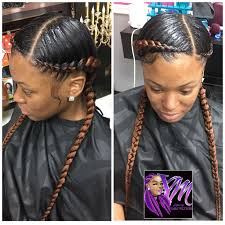 freeze braids hairstyles feed in braids styledby yalemichelle pinterest hair style