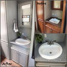Rv Bathroom Sinks by Best Rv Bathroom Remodel Inspirations 60 Great Ideas U2014 Fres Hoom