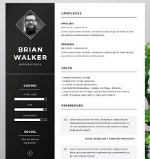 resume template word 2015 free 130 new fashion resume cv templates for free download 365 web