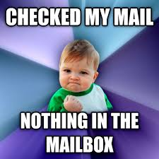 Mail Meme - livememe com success kid