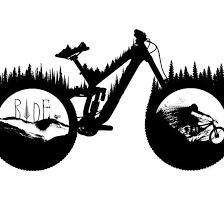 DH Bike  bk graphics  Pinterest  Velo de descente Vtt et Filles sexy