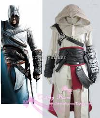 assassin u0027s creed 2 ii altair cosplay costume whole custom